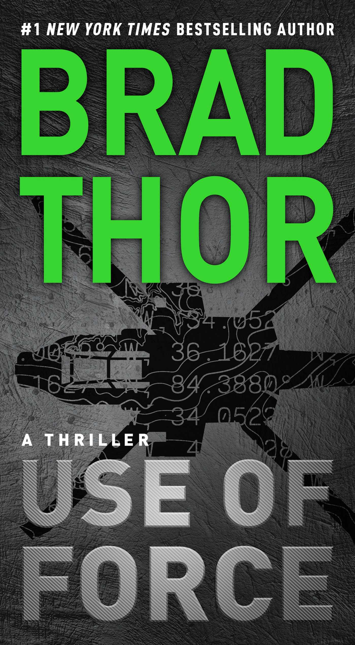 Use of force a thriller cover image
