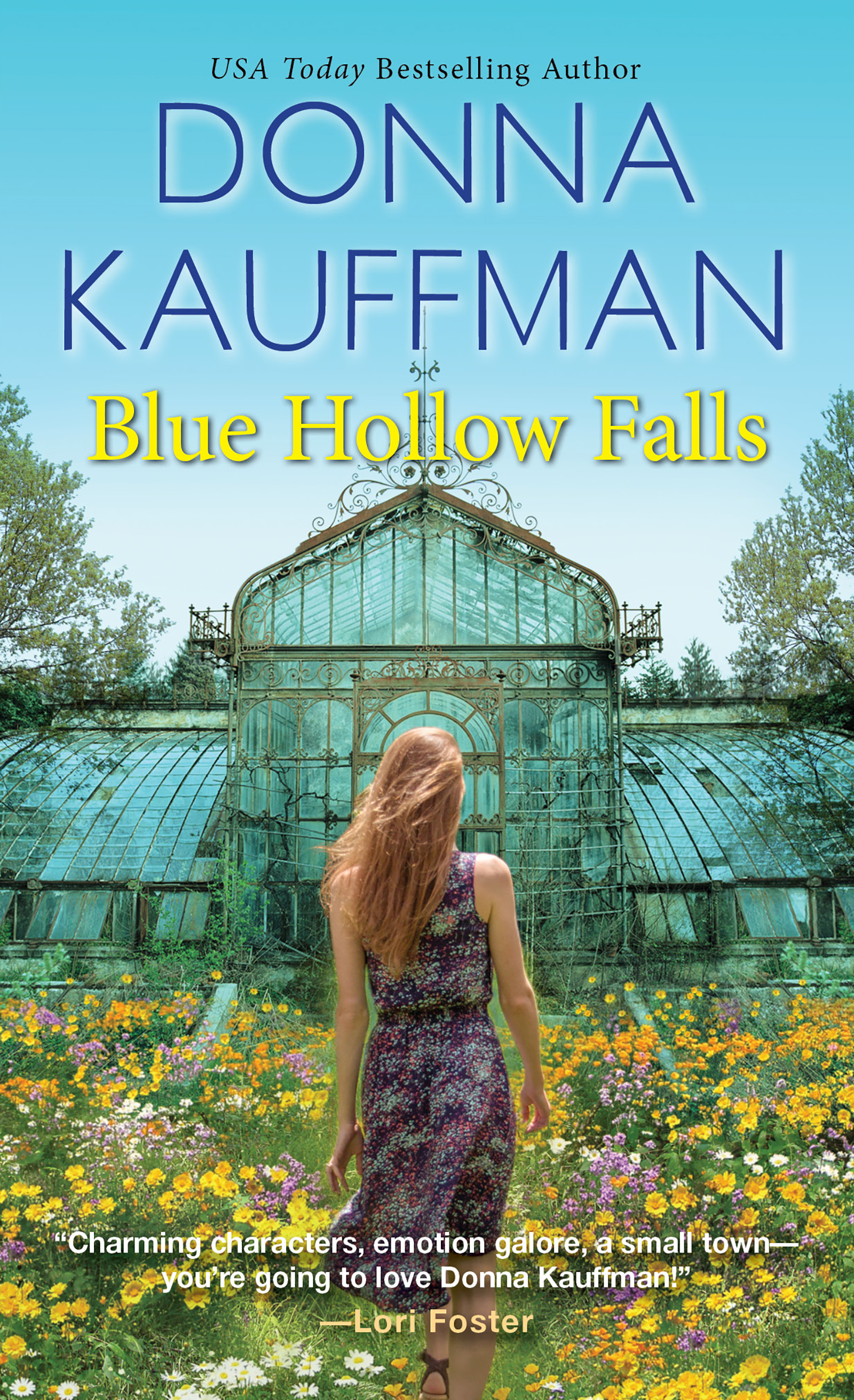 Blue Hollow Falls cover image