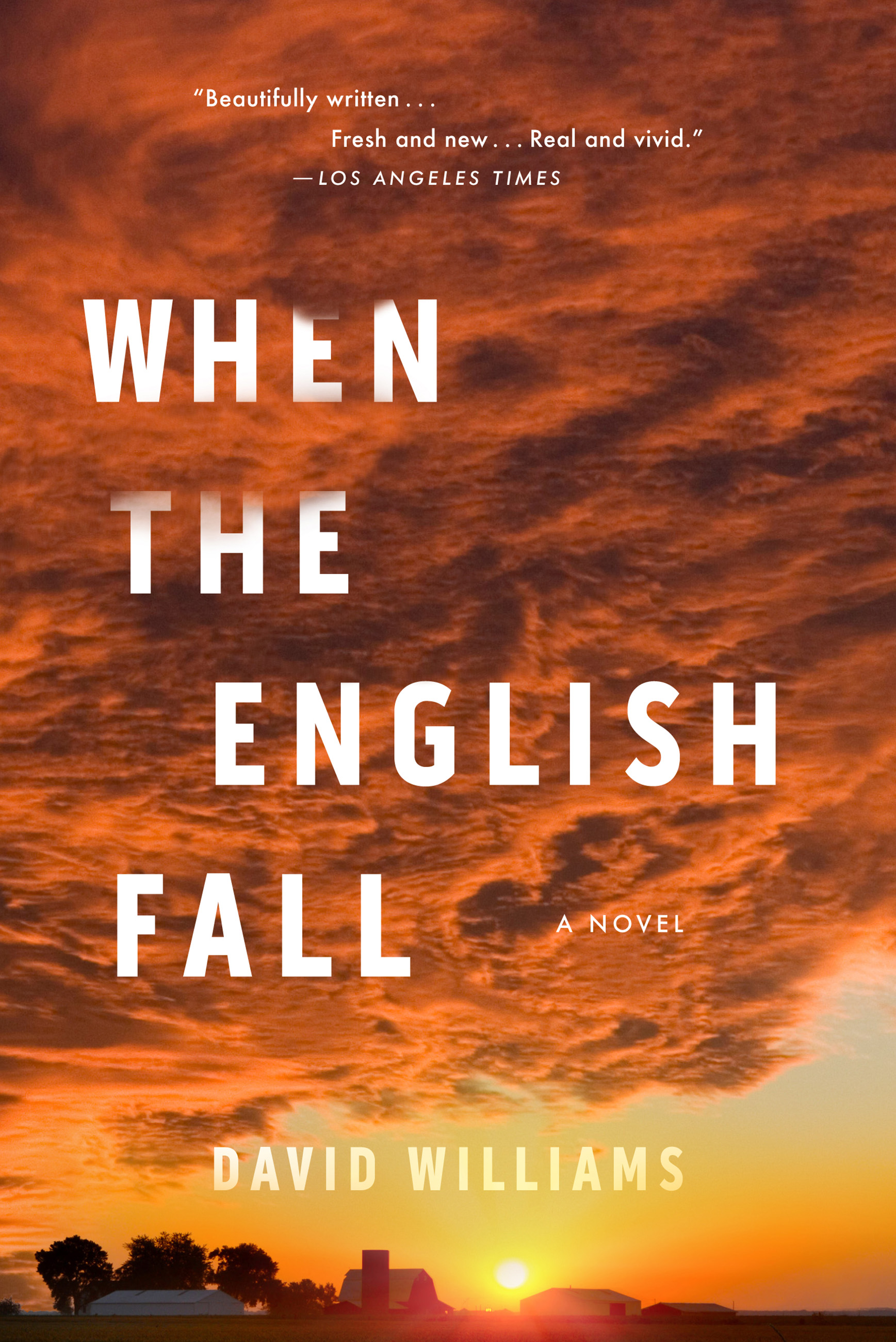 When the English fall cover image