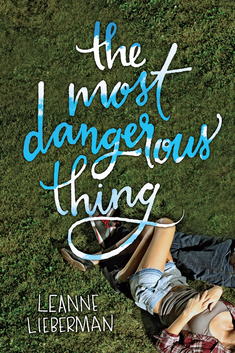 Cover Image of The Dangerous Thing