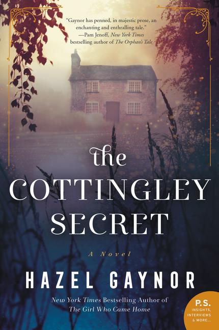 The Cottingley secret cover image