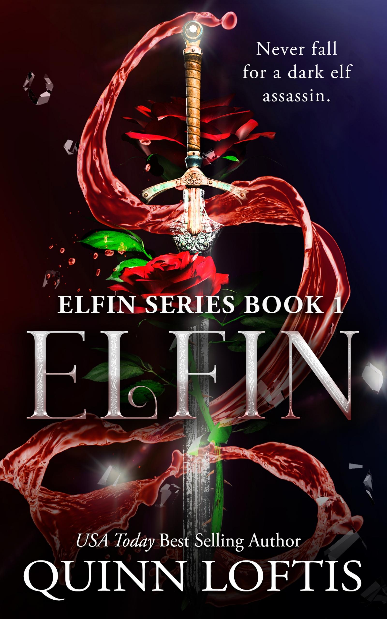 Cover Image of Elfin, Book 1 The Elfin Series