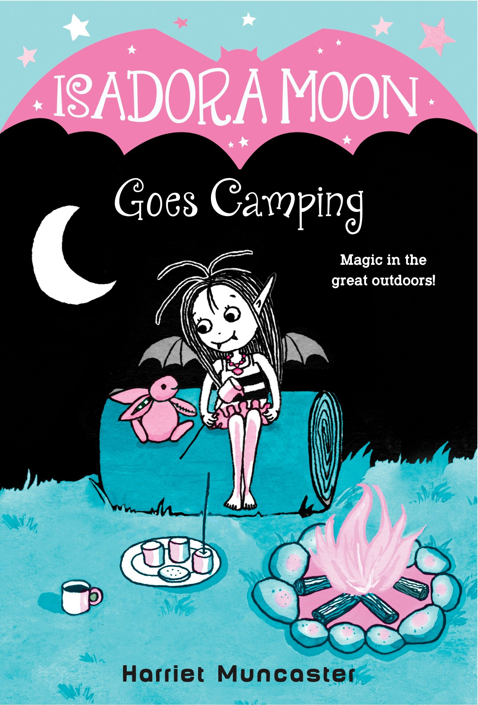 Isadora Moon Goes Camping [electronic resource]