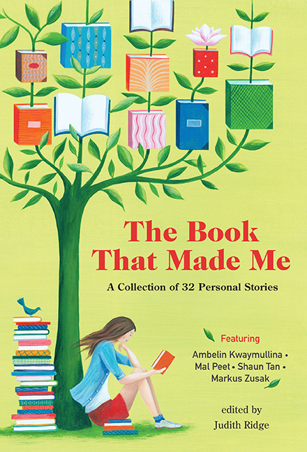 The Book That Made Me A Collection of 32 Personal Stories