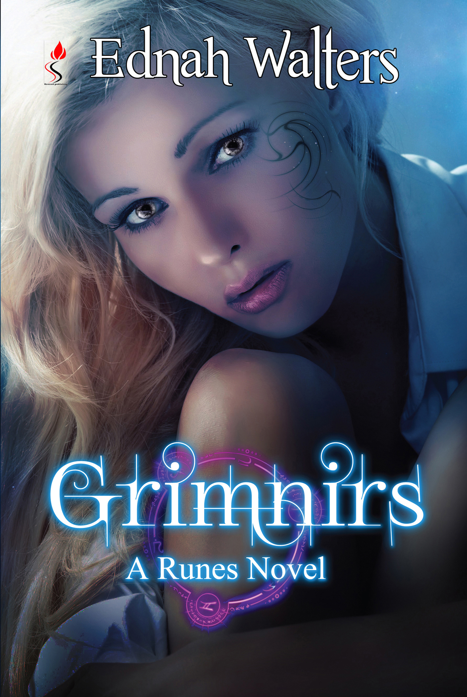 Cover Image of Grimnirs (A Runes Novel)