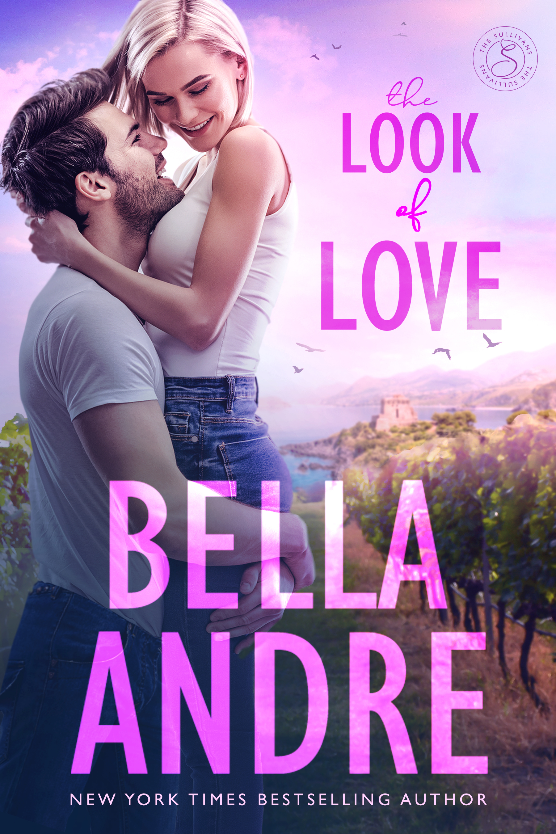 Cover Image of The Look of Love: The Sullivans, Book 1 (Contemporary Romance)