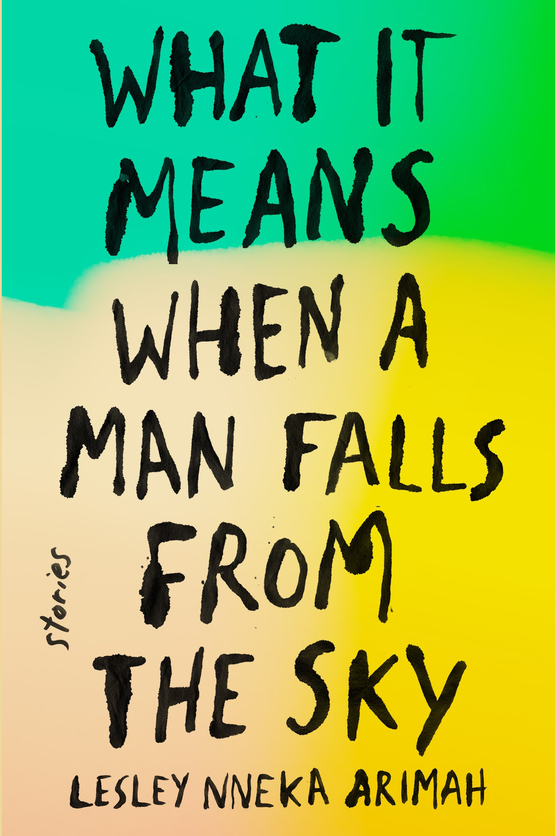 What it means when a man falls from the sky [AudioEbook]