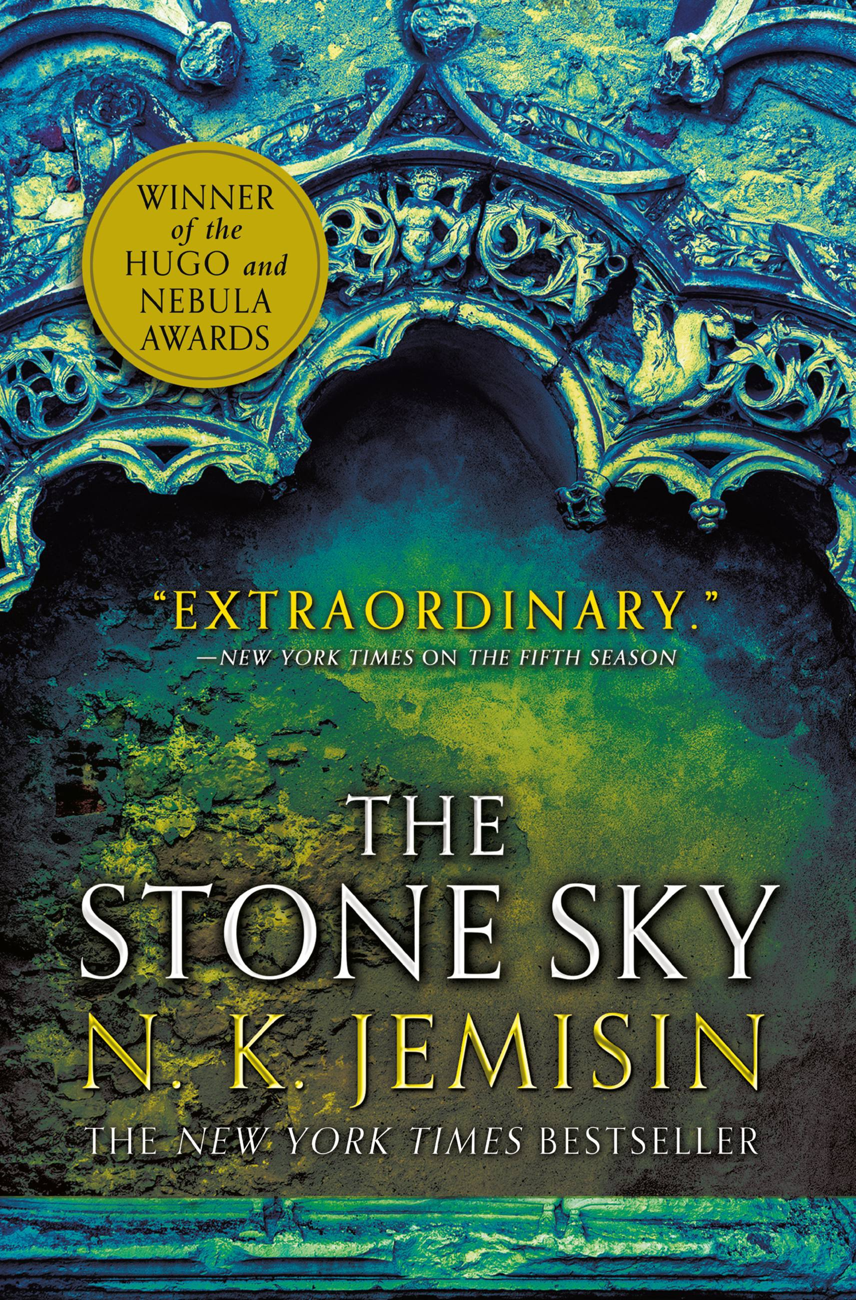 The Stone Sky [electronic resource]