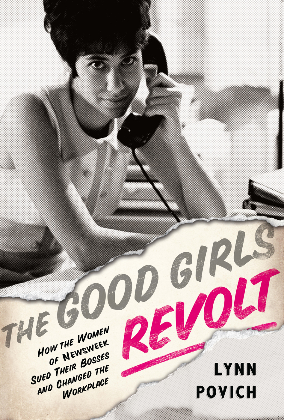 Cover Image of The Good Girls Revolt
