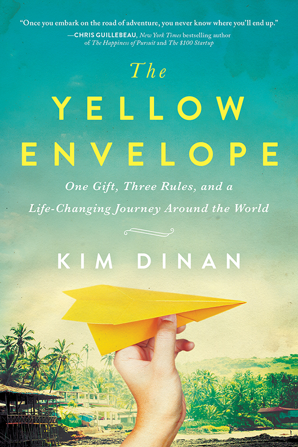 Cover Image of The Yellow Envelope