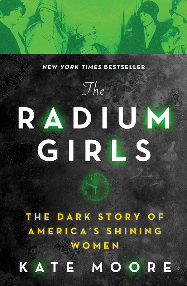 Cover Image of The Radium Girls