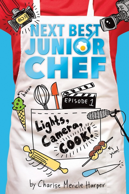 Lights, camera, cook! cover image