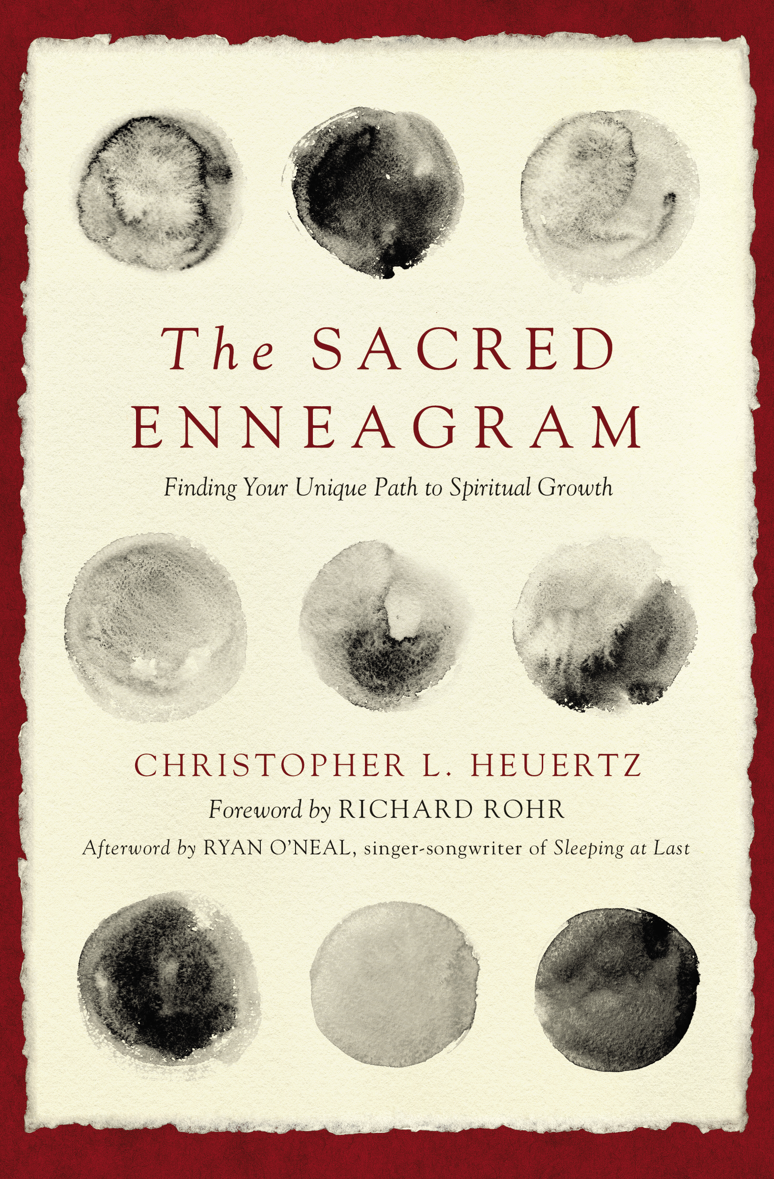 The Sacred Enneagram Finding Your Unique Path to Spiritual Growth