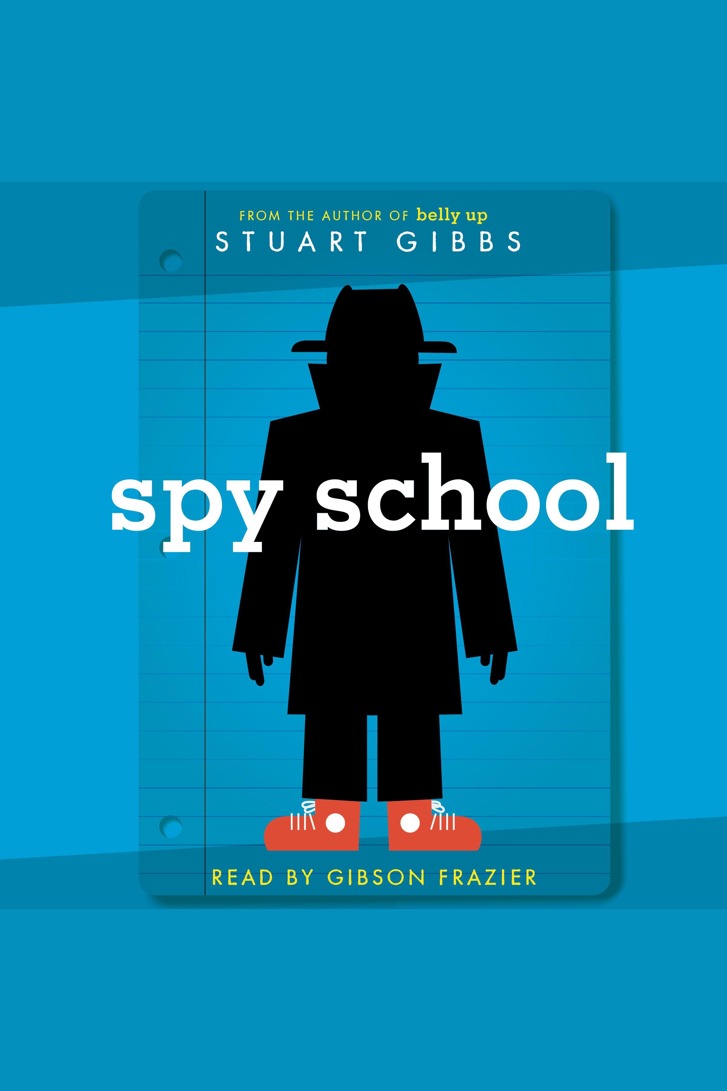 Spy school cover image