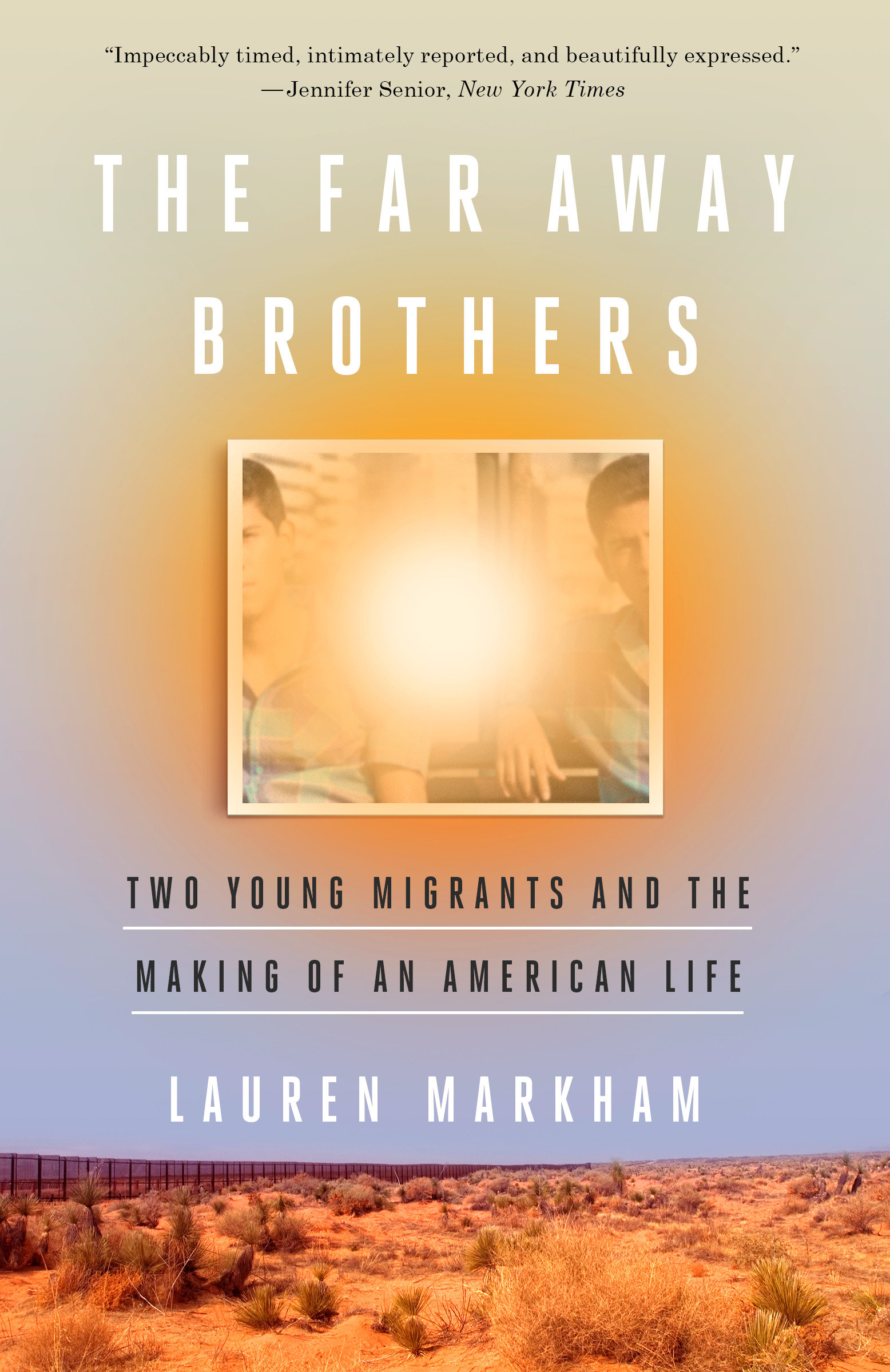 Cover image for The Far Away Brothers [electronic resource] : Two Young Migrants and the Making of an American Life