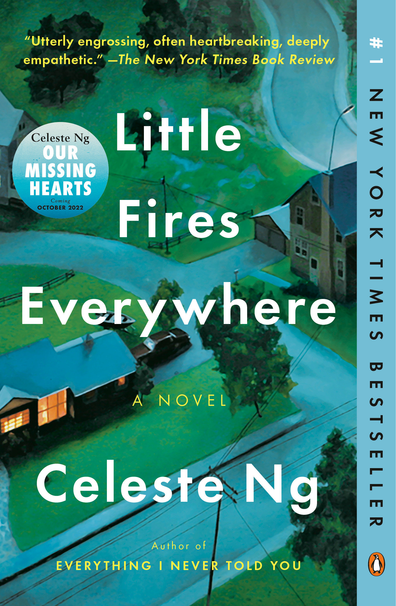 Cover Image of Little Fires Everywhere