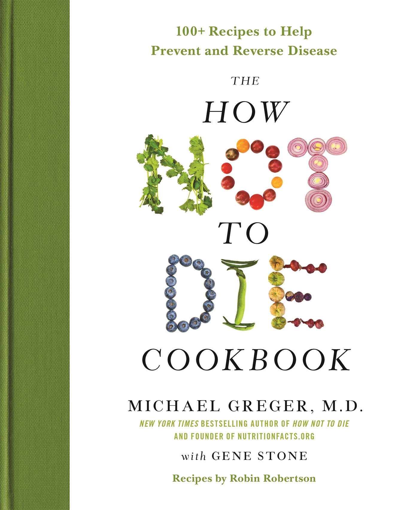 The how not to die cookbook cover image