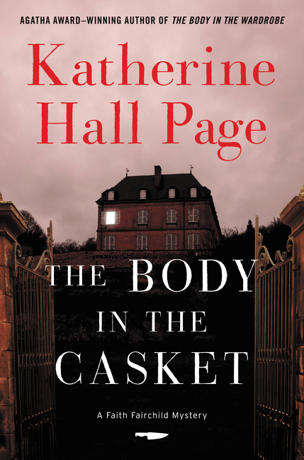 The body in the casket a Faith Fairchild mystery cover image