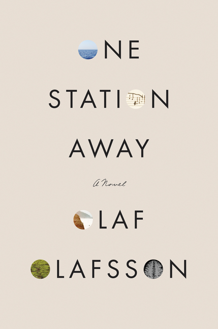 One station away cover image