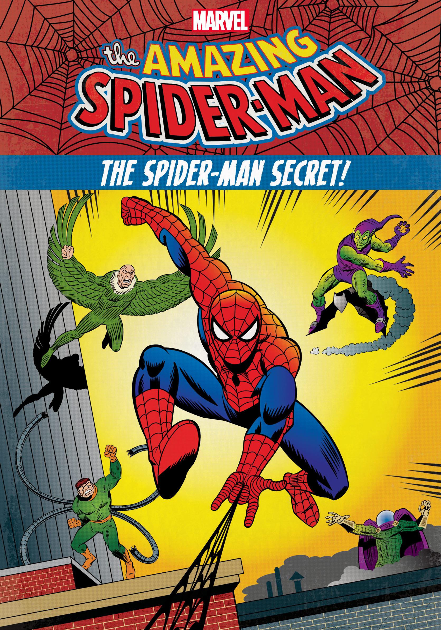 The Amazing Spider-Man:: The Spider-Man Secret!