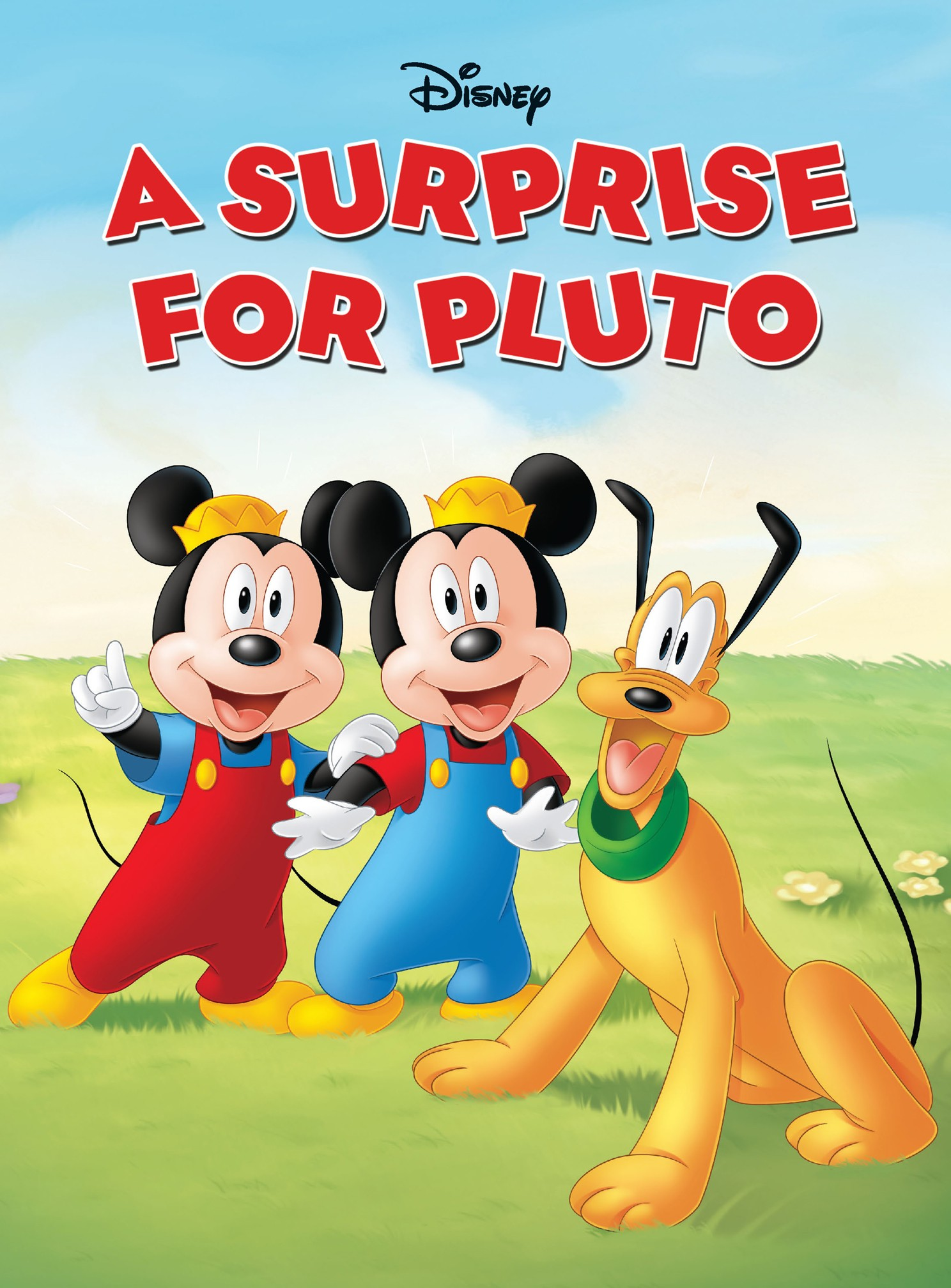 A Surprise for Pluto