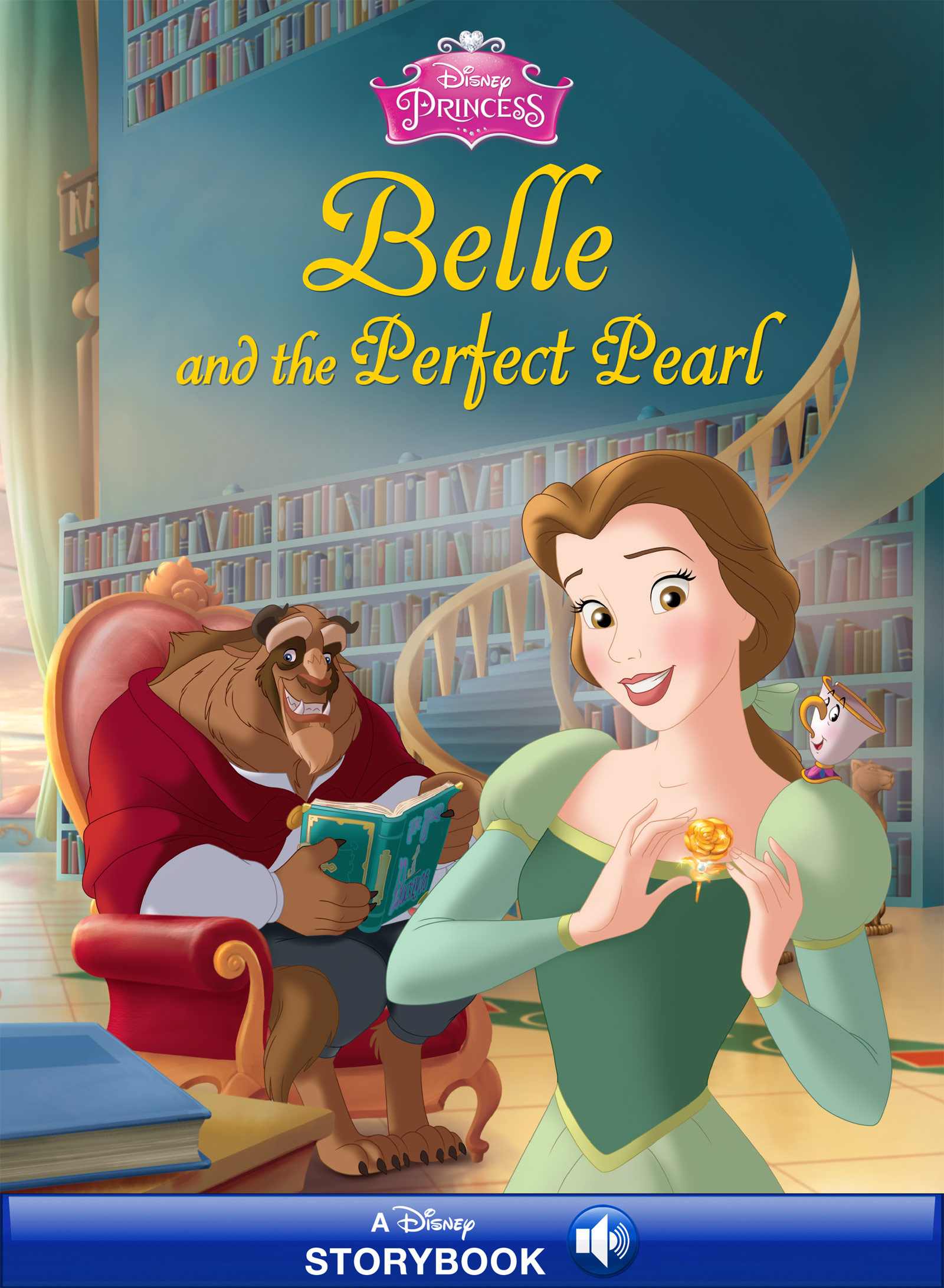 Belle and the Perfect Pearl Read-Along