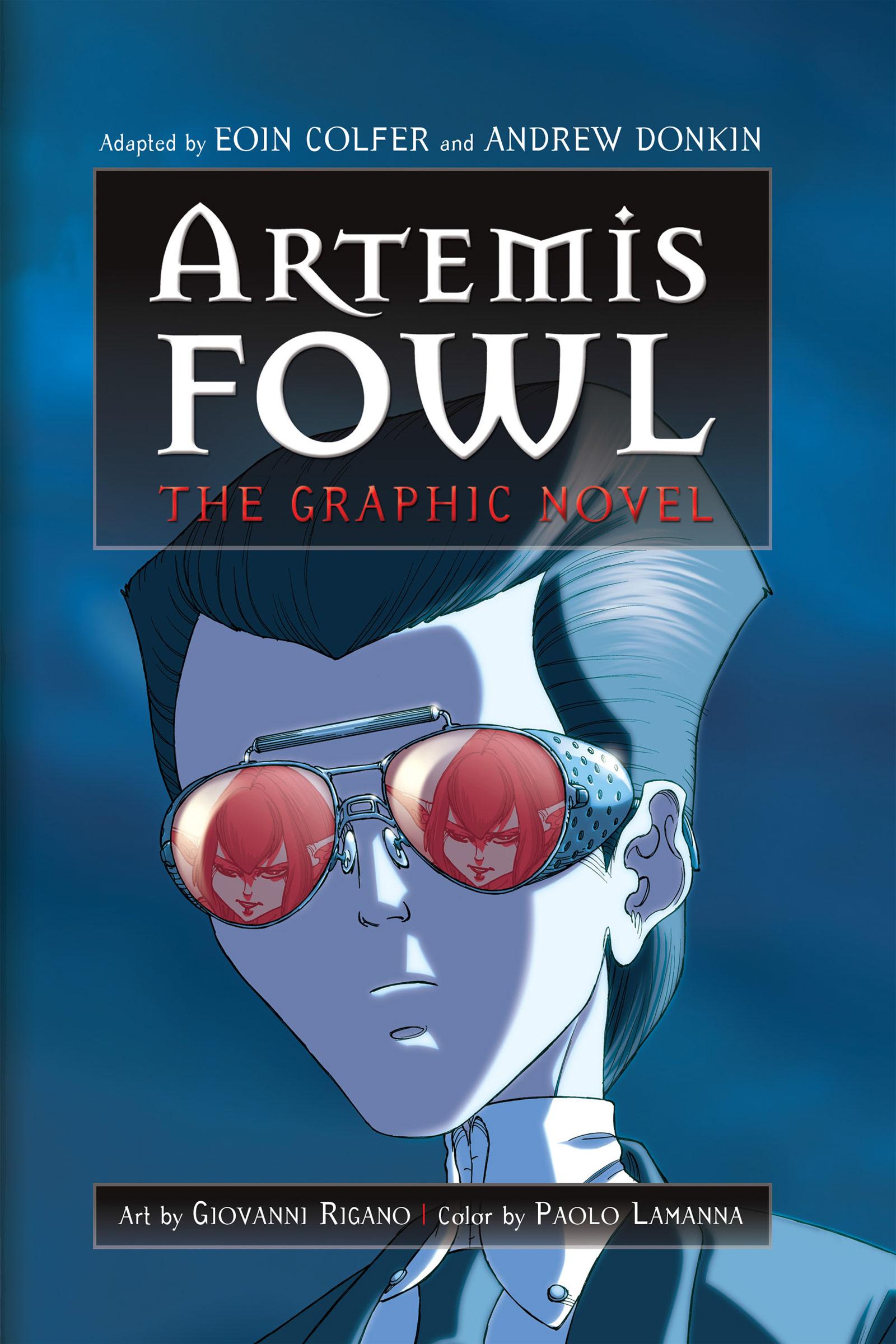 Artemis Fowl: The Graphic Novel