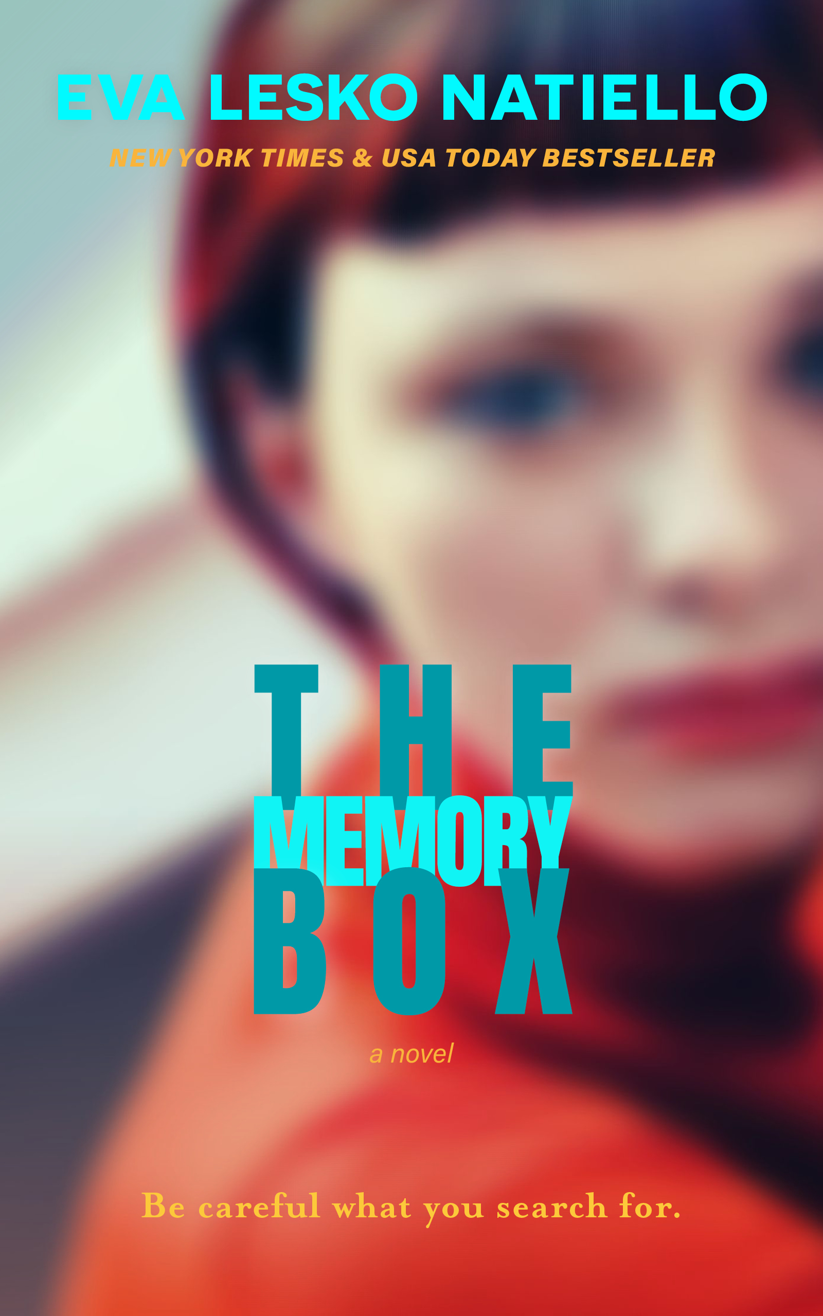 Cover Image of The Memory Box