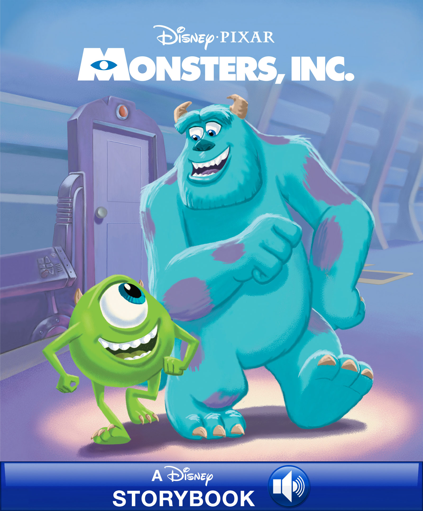 Disney Classic Stories: Monsters, Inc. A Disney Read-Along