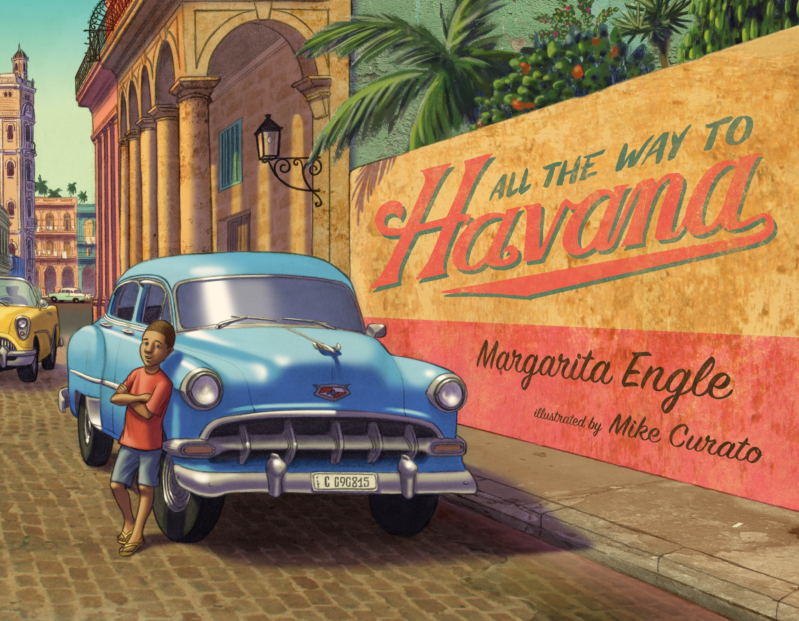 All the way to Havana cover image