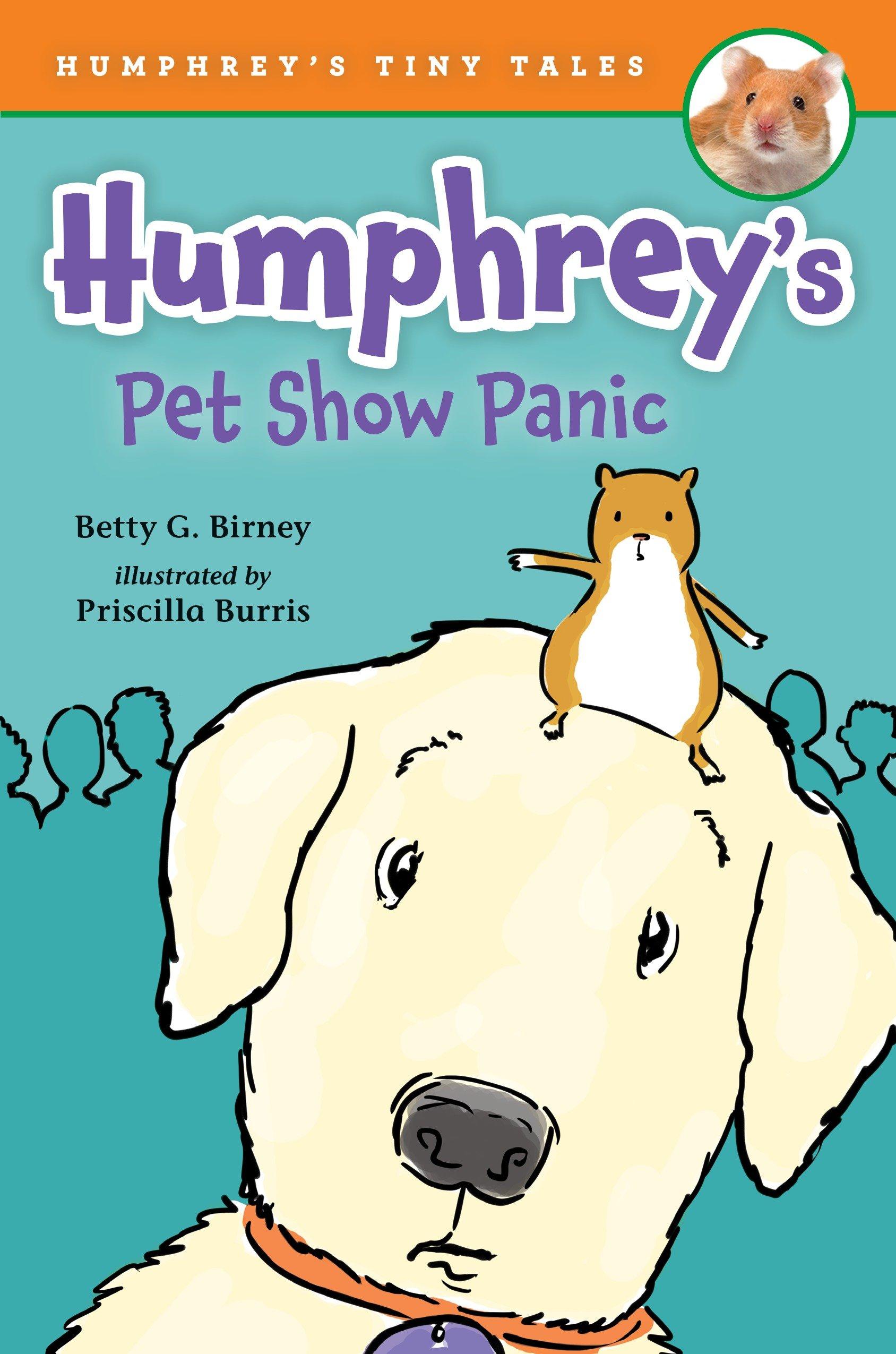 Humphrey's pet show panic cover image