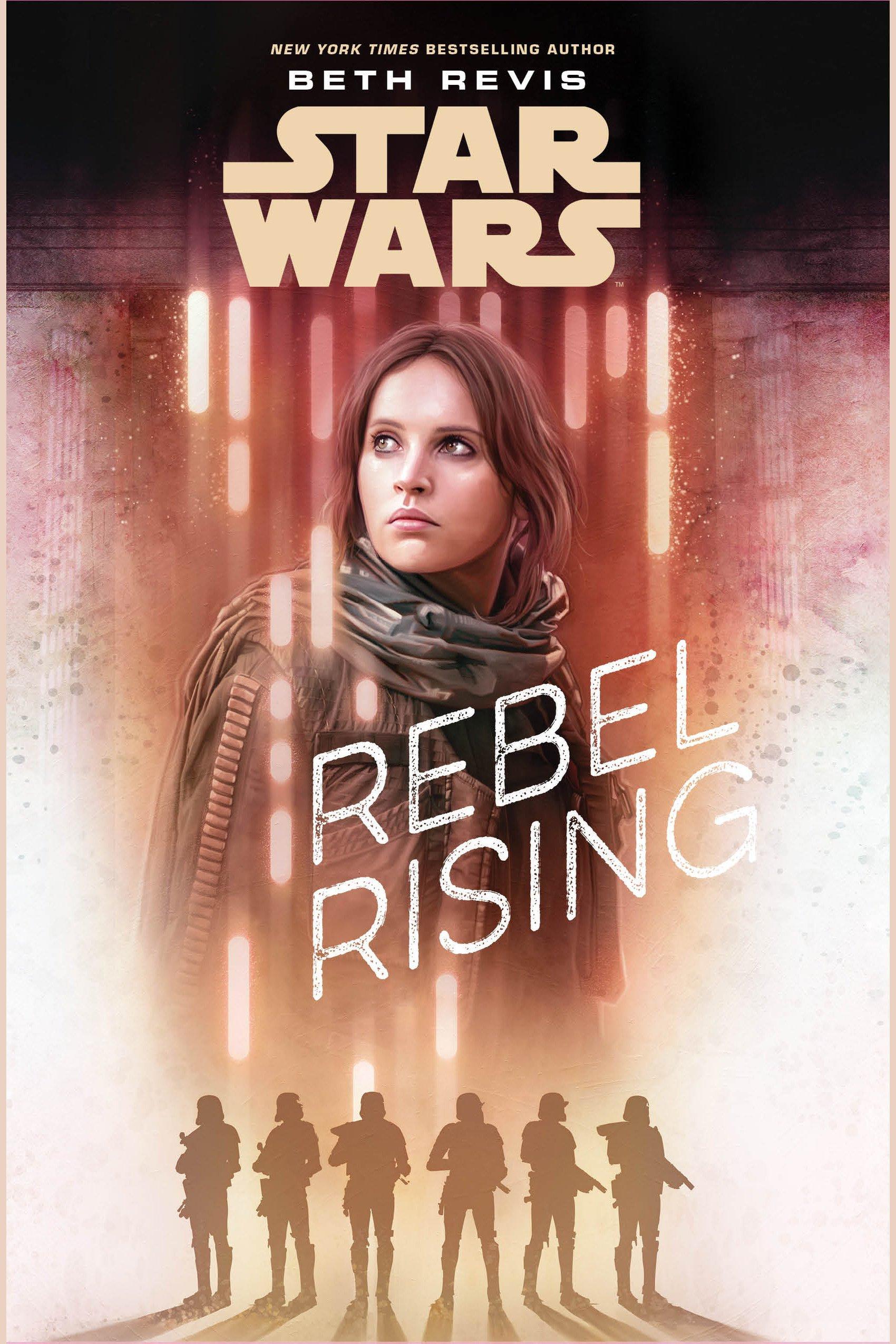 Rebel rising cover image
