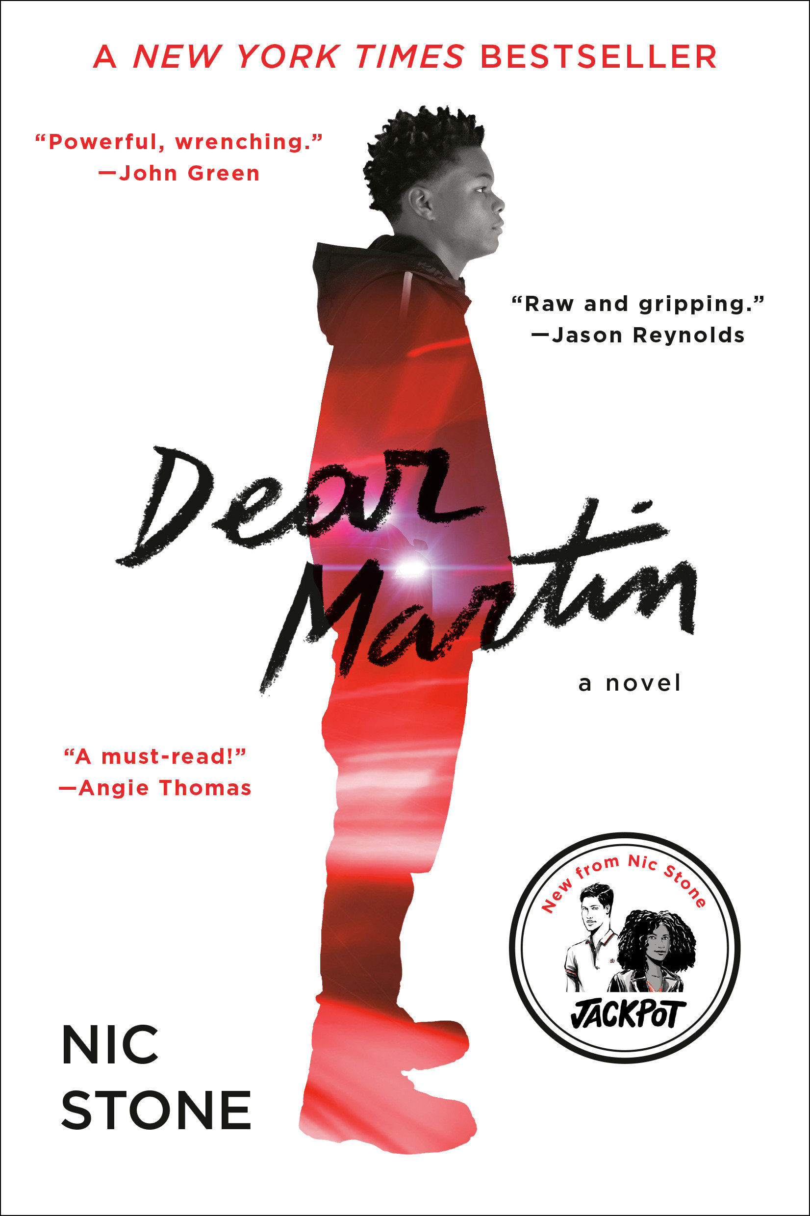 Cover image for Dear Martin [electronic resource] :
