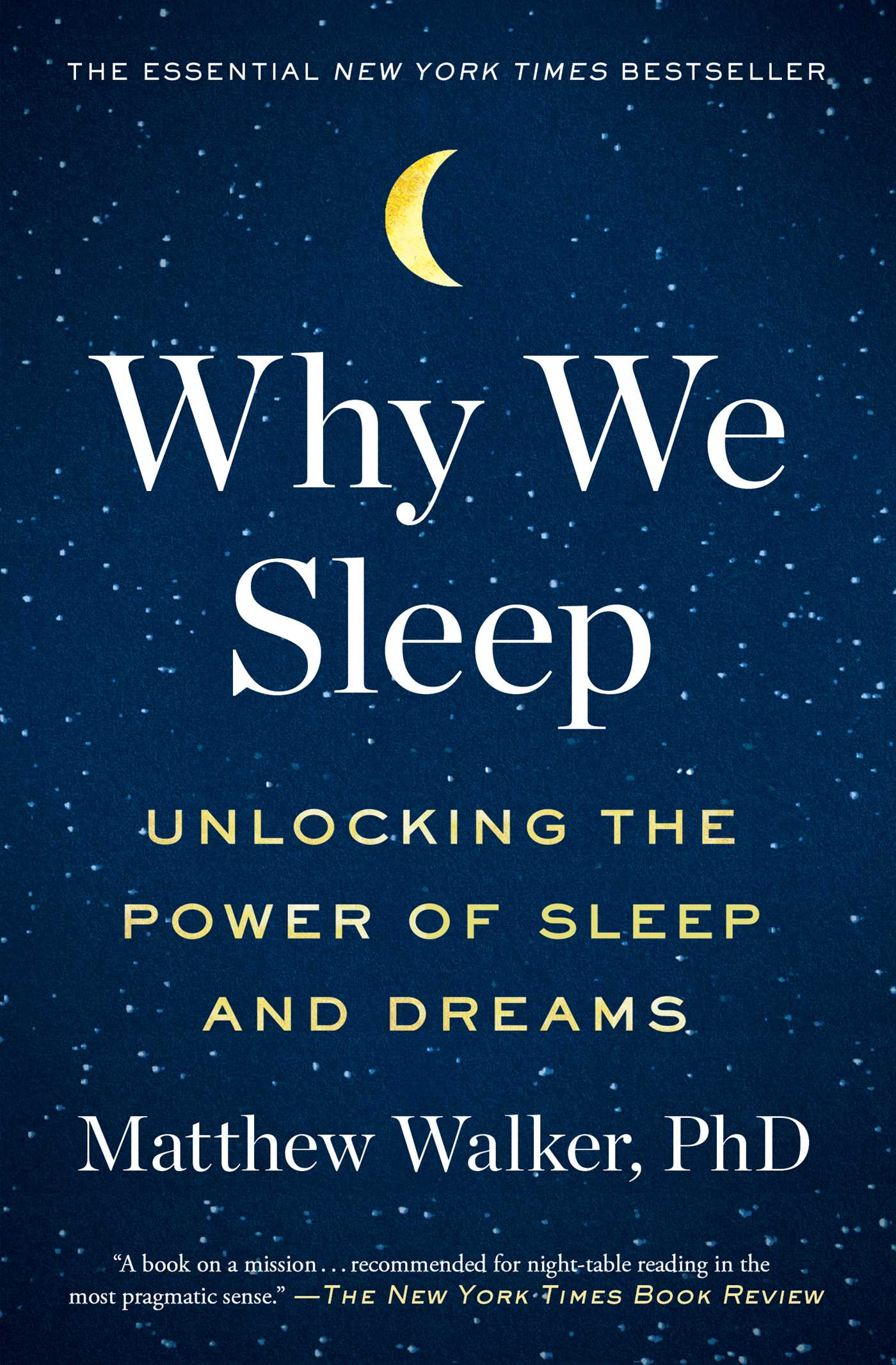 Why we sleep [electronic resource (downloadable eBook)] : unlocking the power of sleep and dreams