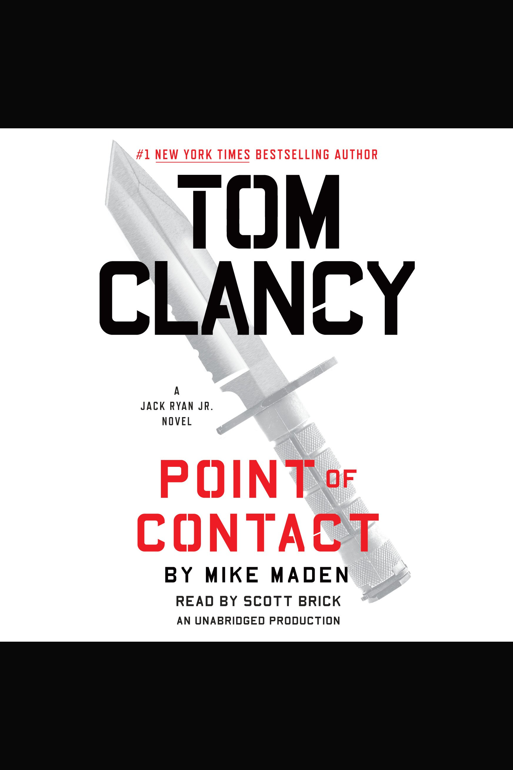 Tom Clancy point of contact cover image