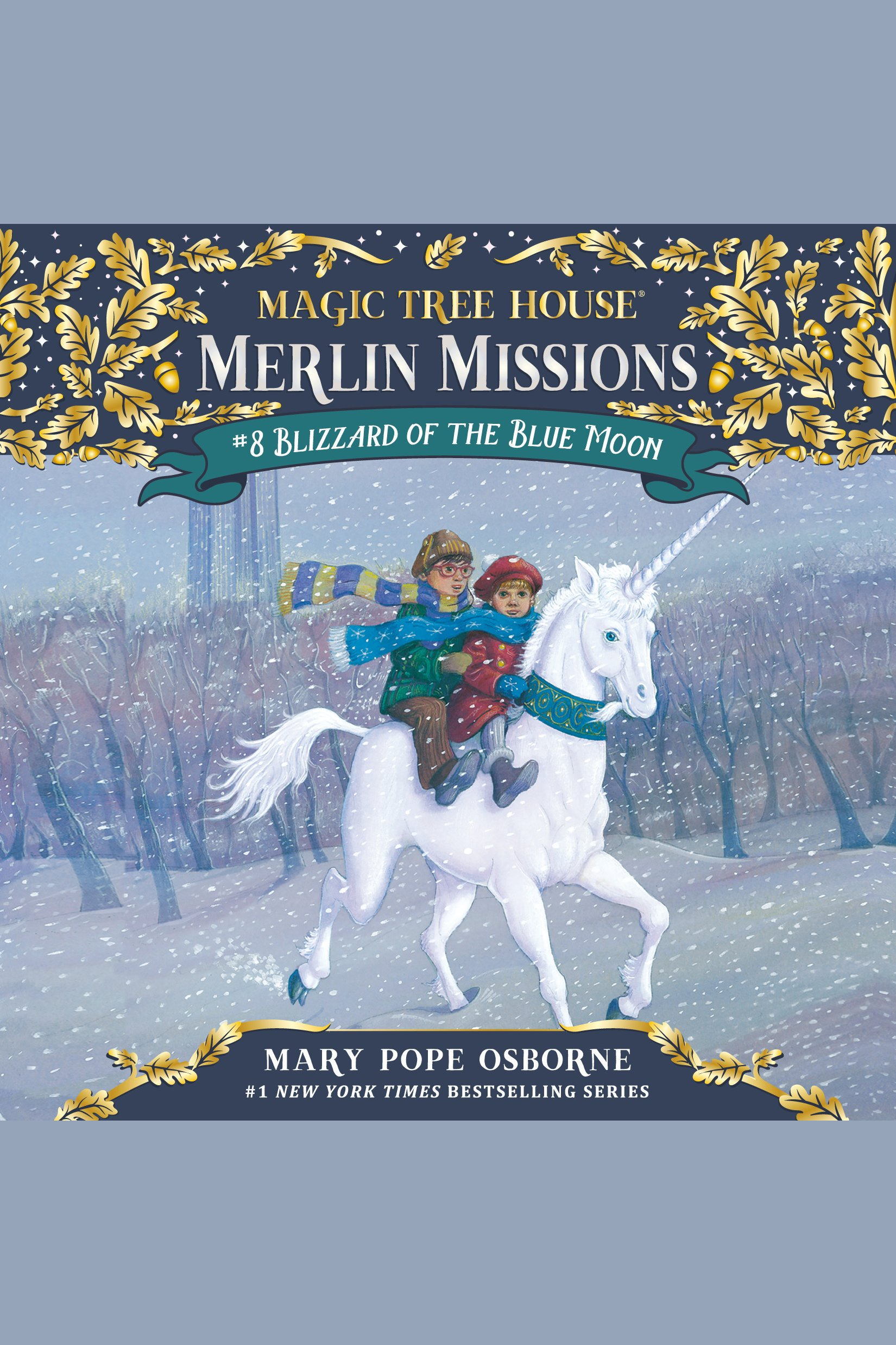 Blizzard of the blue moon cover image