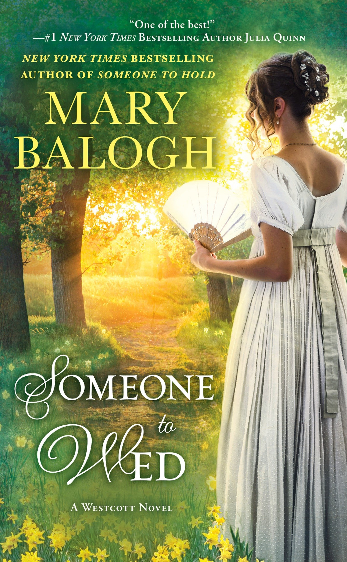 Someone to wed a Westcott novel cover image