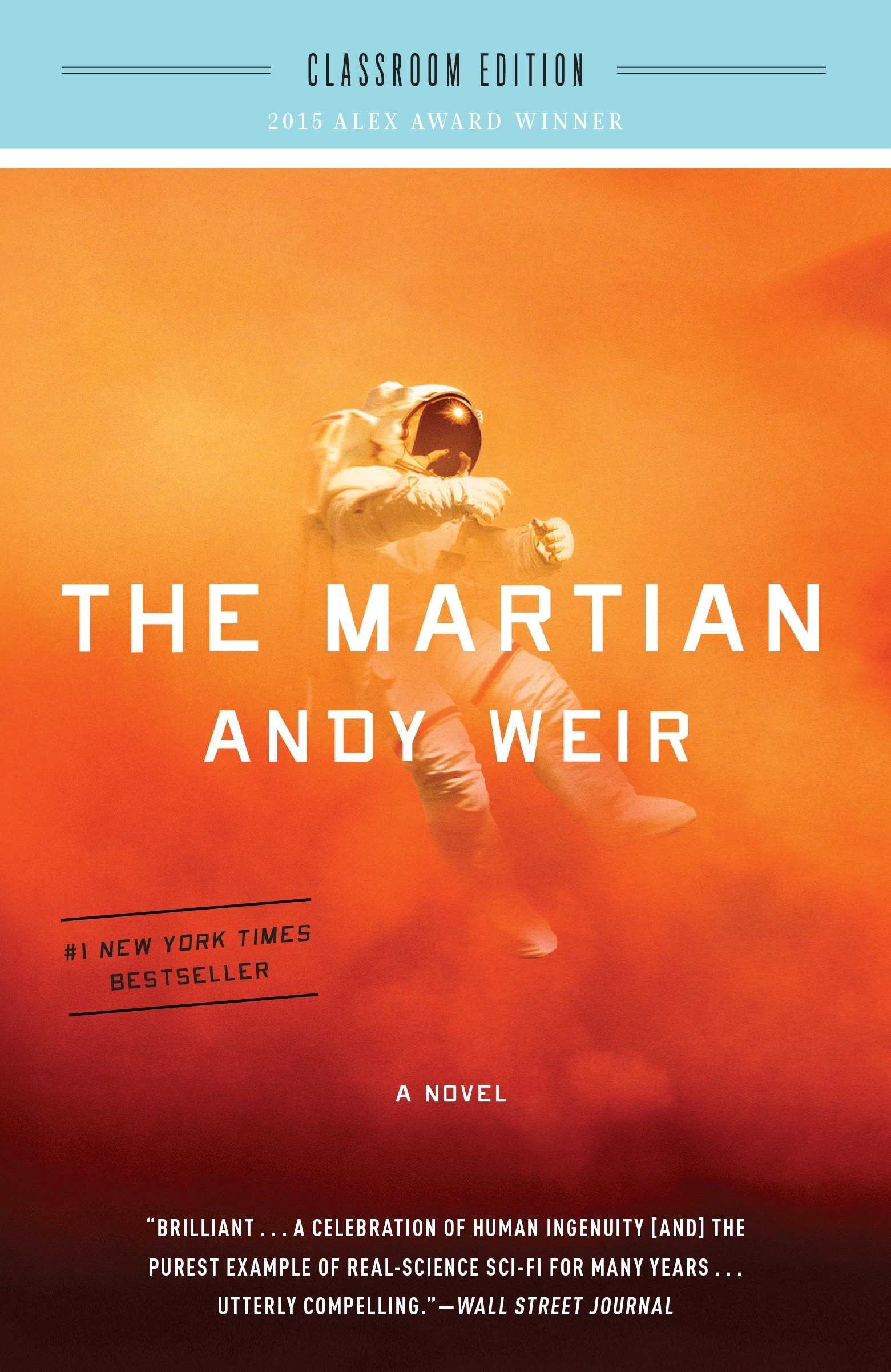 Cover Image of The Martian: Classroom Edition