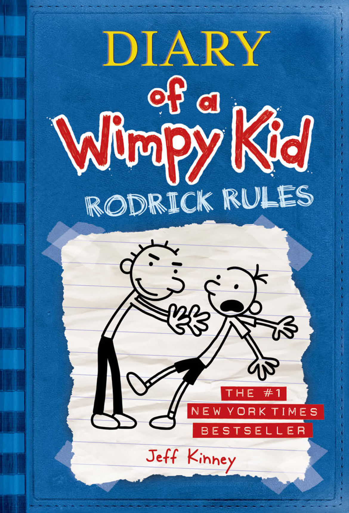Cover Image of Rodrick Rules (Diary of a Wimpy Kid #2)