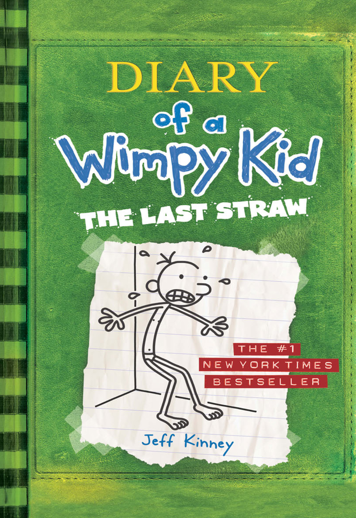 Cover Image of The Last Straw (Diary of a Wimpy Kid #3)
