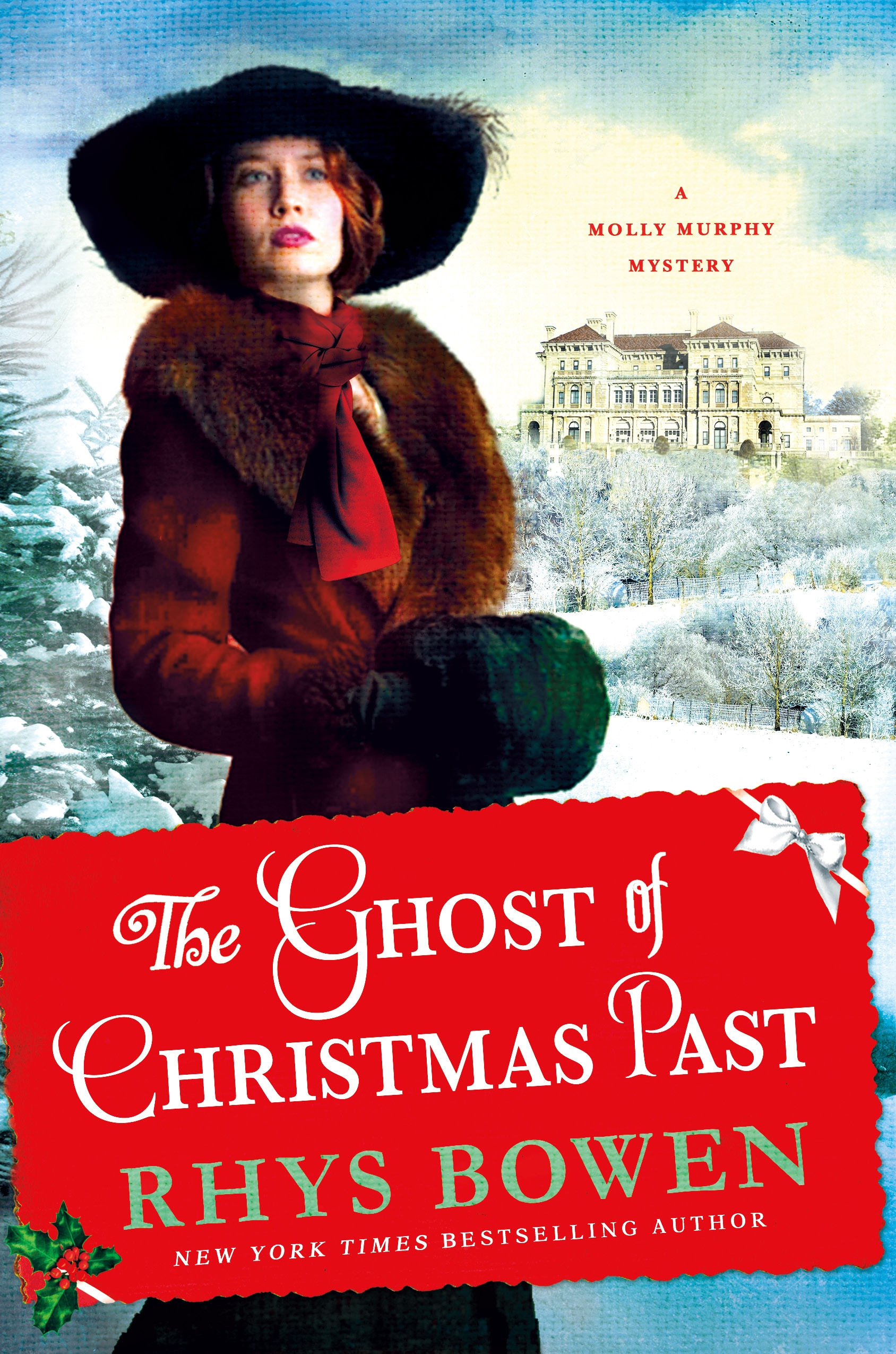 The Ghost of Christmas Past A Molly Murphy Mystery cover image