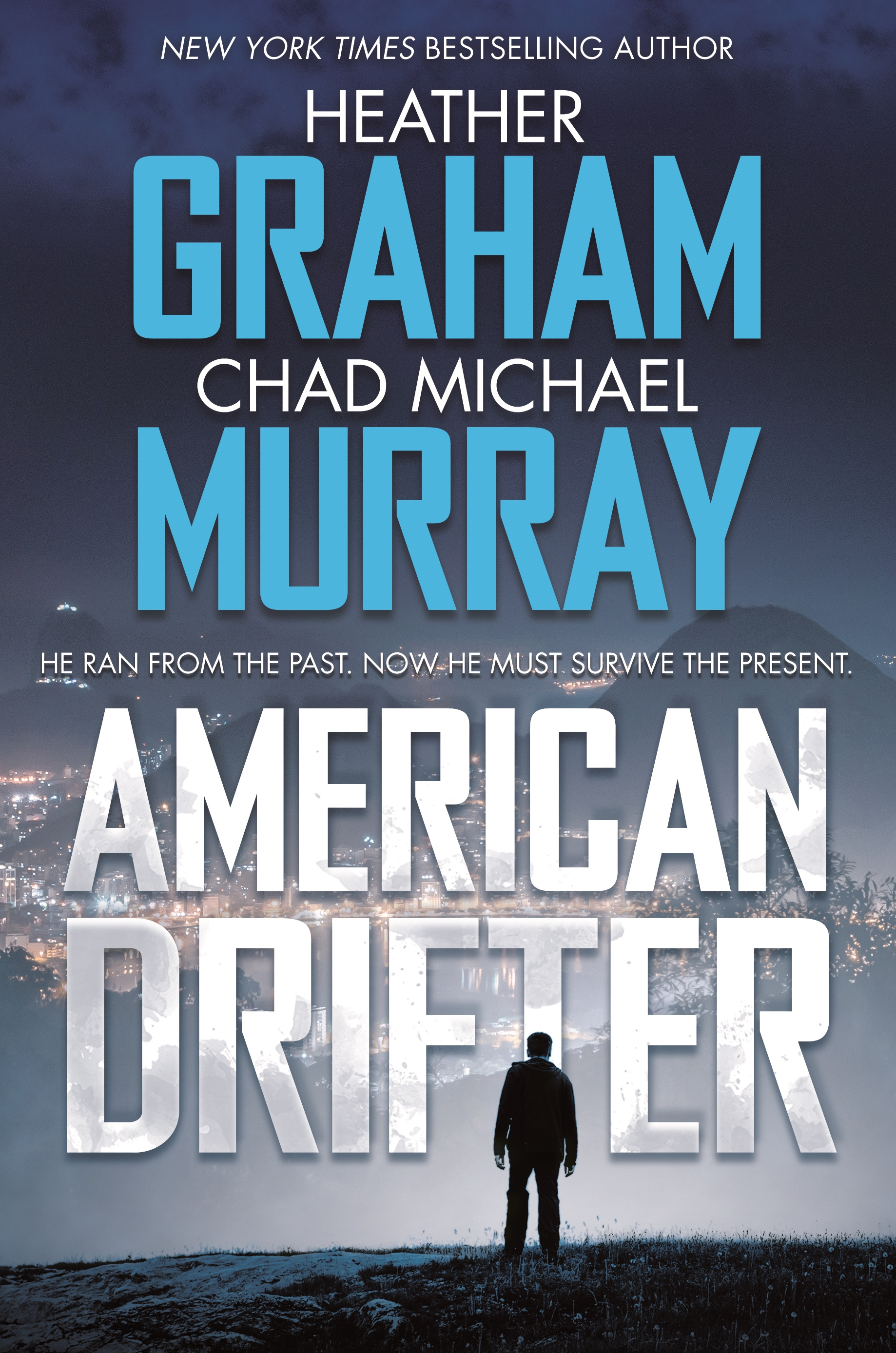 American Drifter A Thriller cover image