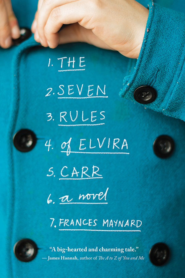 Cover Image of The Seven Rules of Elvira Carr