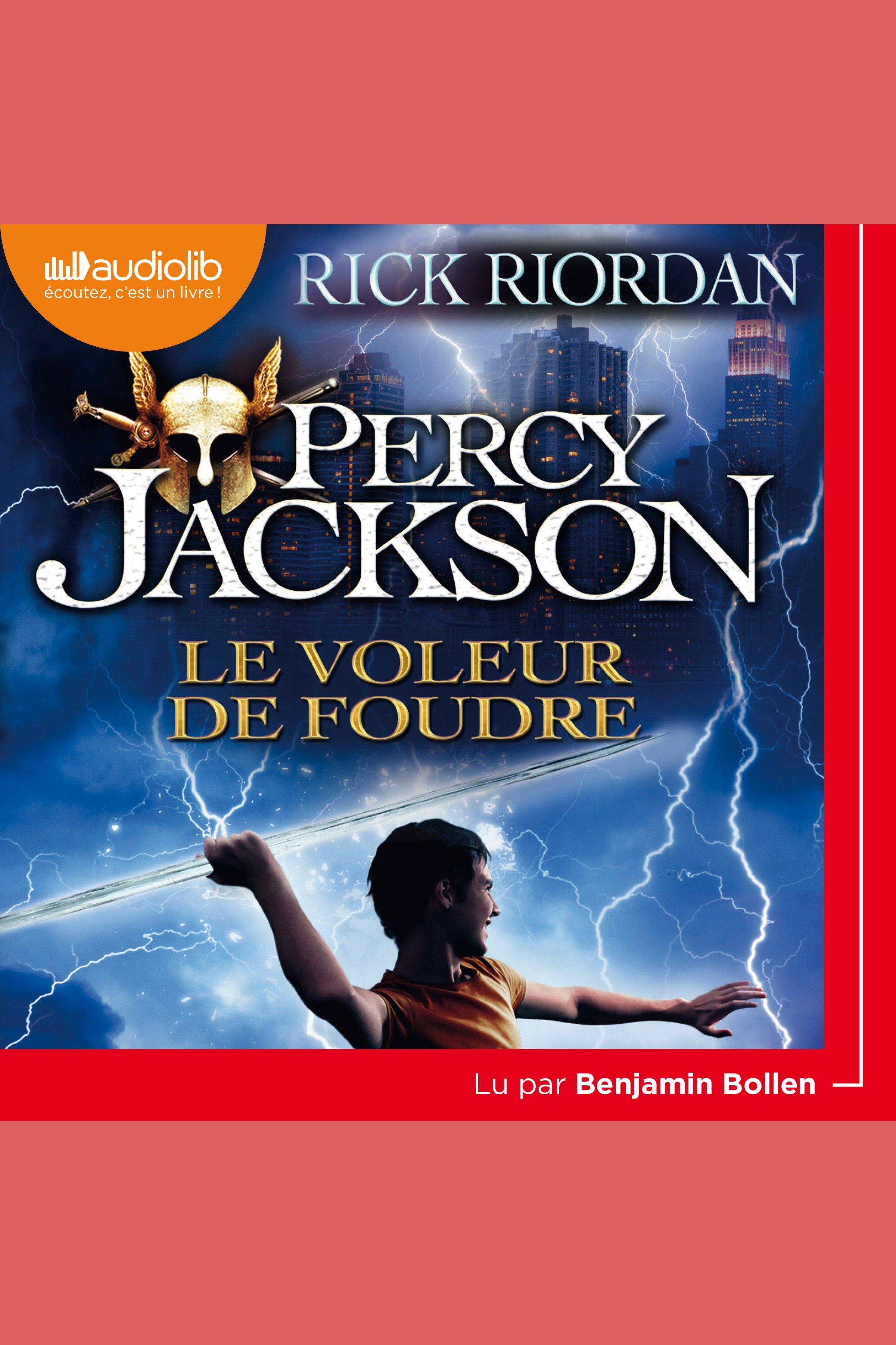 Percy Jackson 1 - Le Voleur de foudre