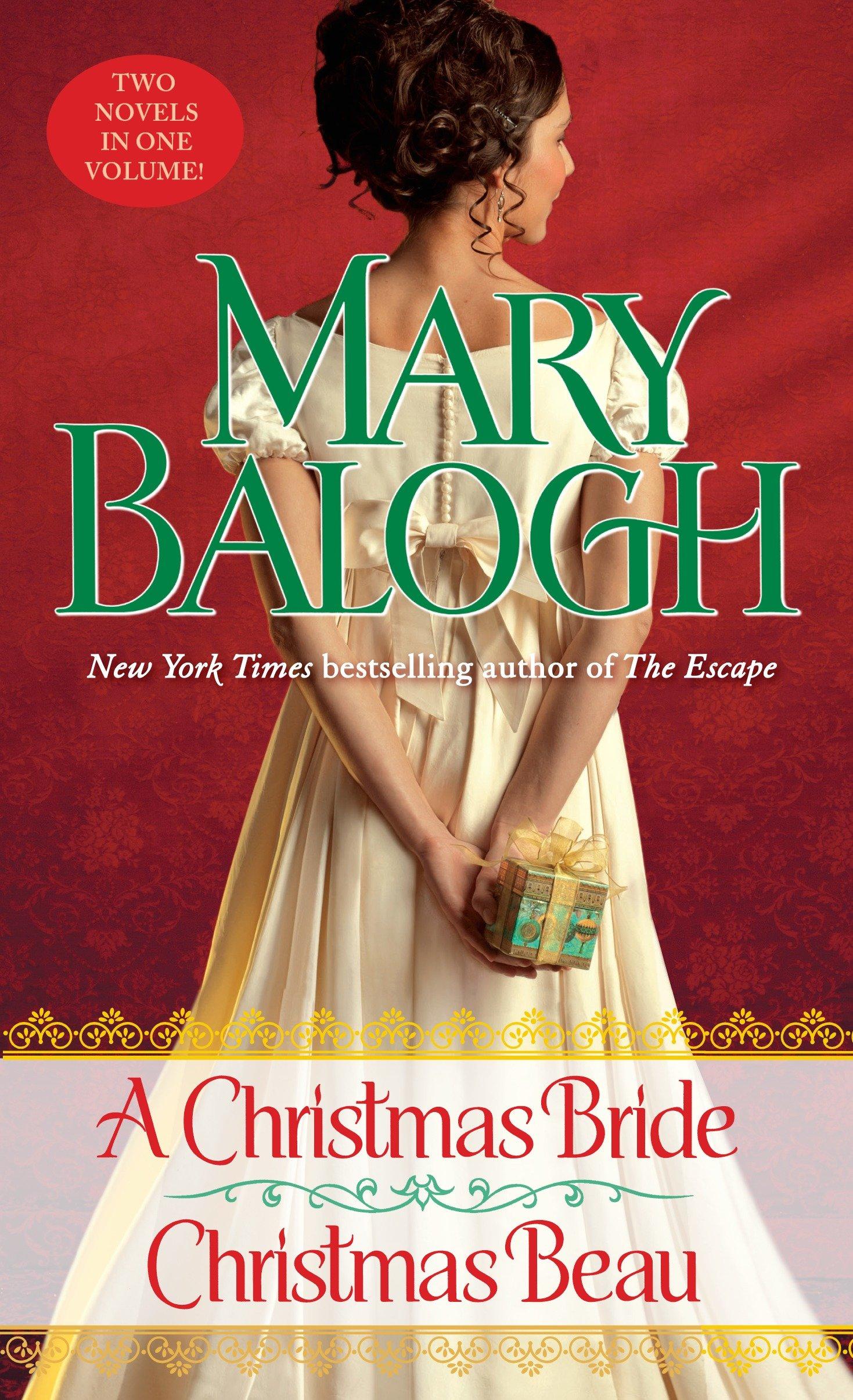A Christmas bride Christmas beau cover image