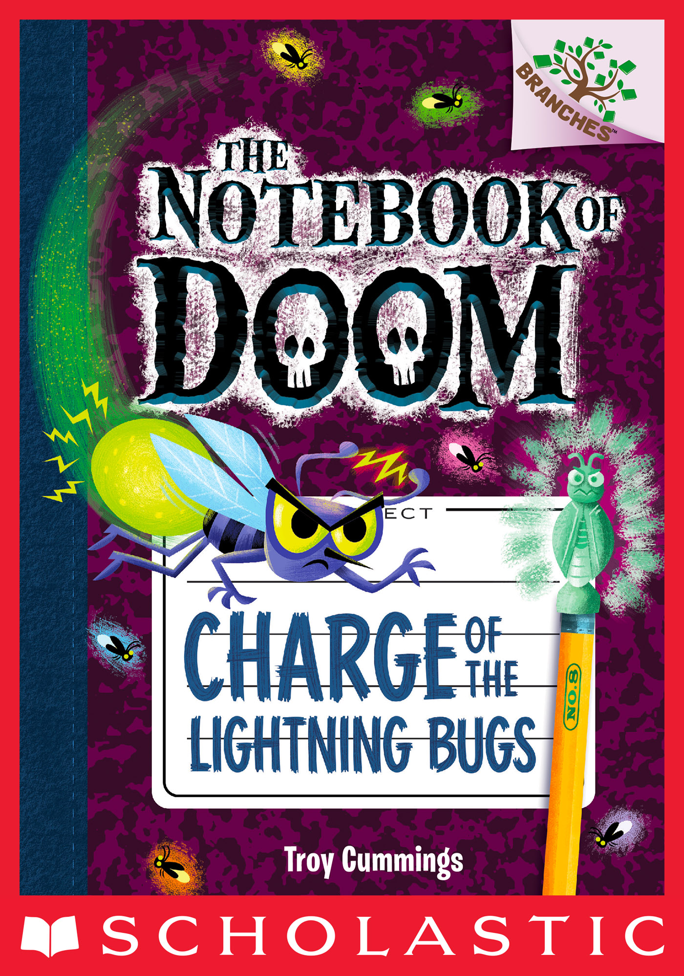Charge of the lightning bugs [electronic resource (downloadable eBook)]