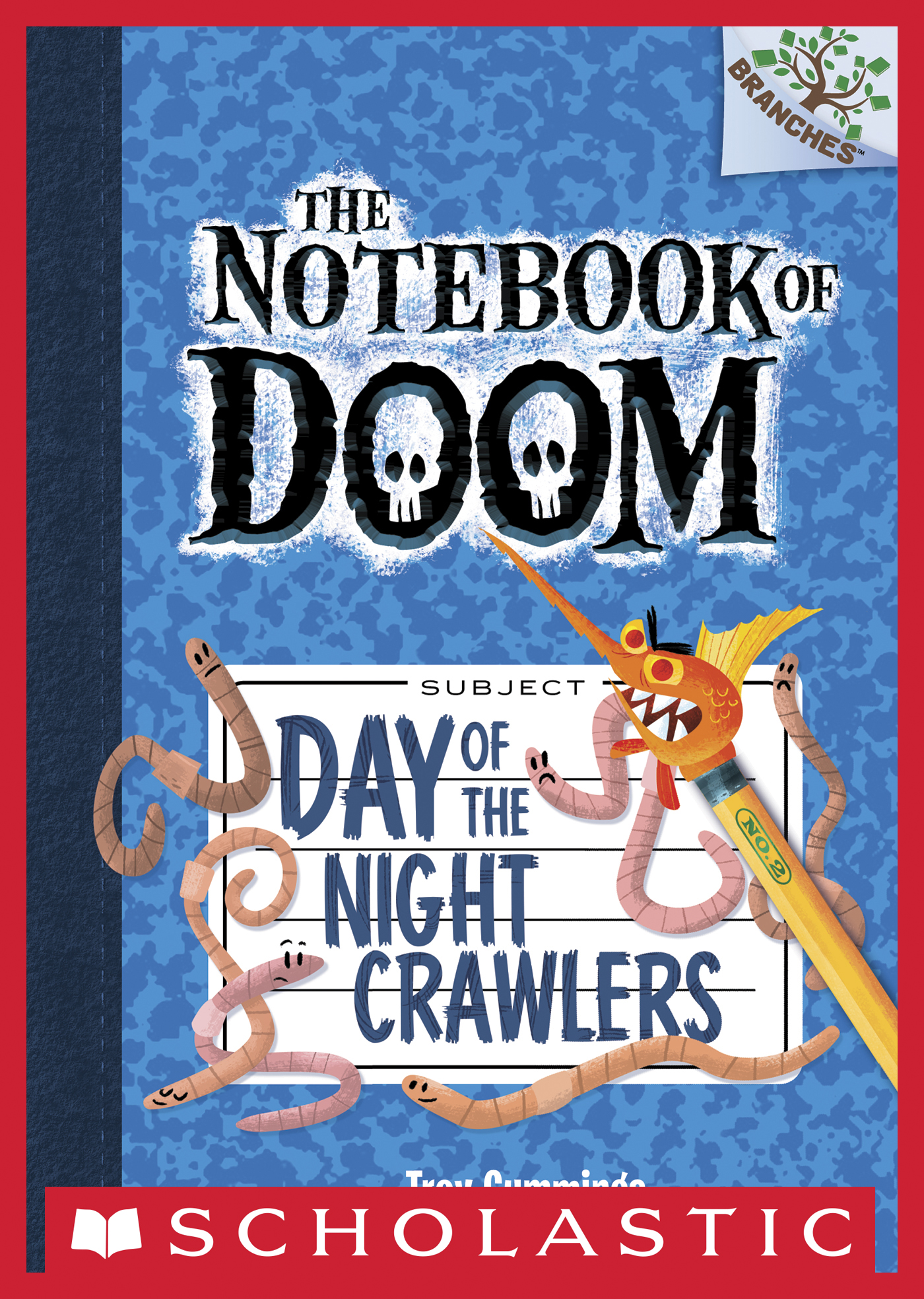 Day of the night crawlers [electronic resource (downloadable eBook)]