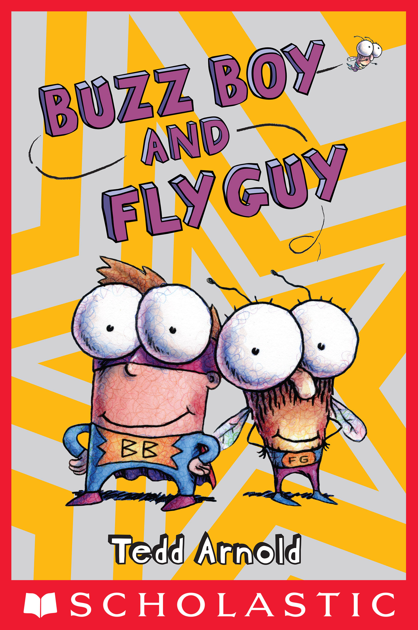Buzz Boy and Fly Guy (Fly Guy #9) [electronic resource]
