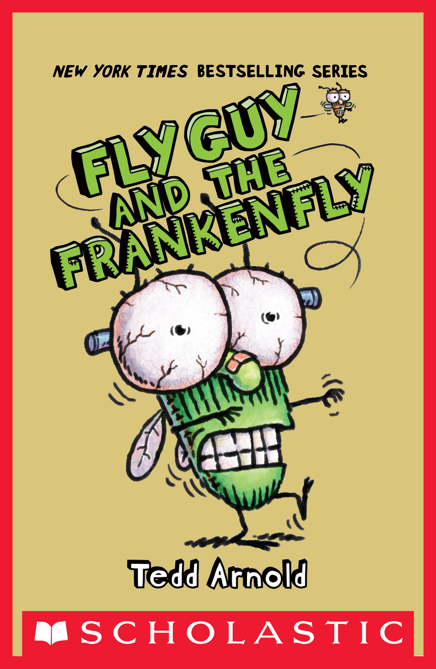 Fly Guy and the Frankenfly (Fly Guy #13) [electronic resource]
