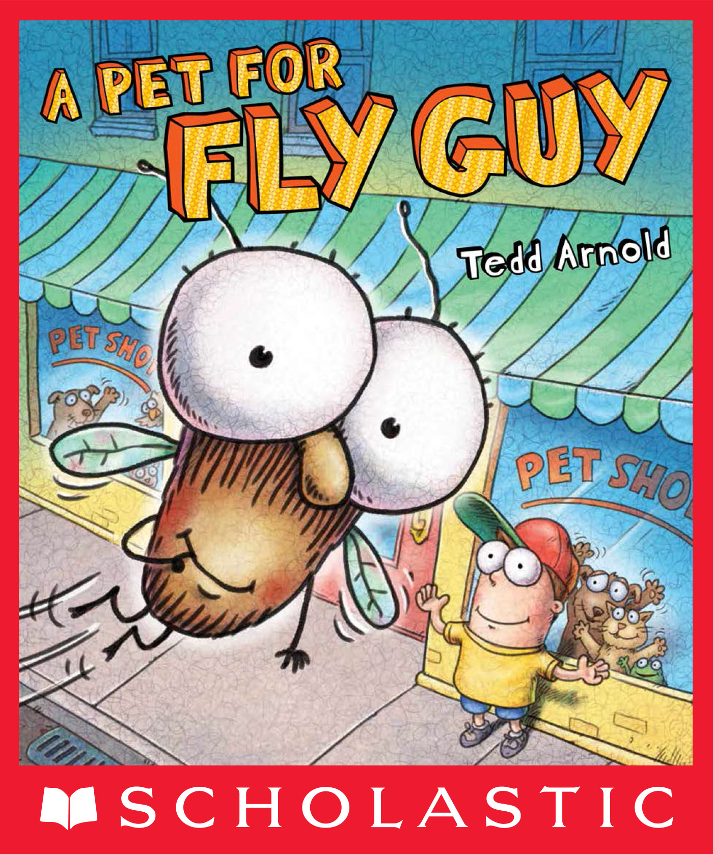 A Pet for Fly Guy [electronic resource]